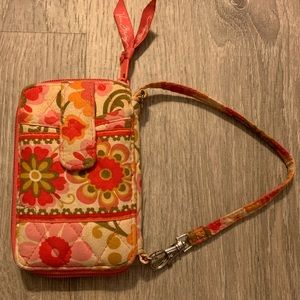 Women's wrist mini bag